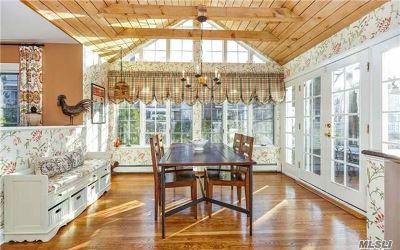 Rockville Centre Single Family Home For Sale: 12 Vanderveer Ct