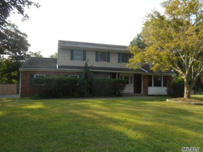 Port Jefferson Single Family Home For Sale: 4 Stirrup Ln