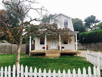 Huntington Single Family Home For Sale: 34 W 19 St