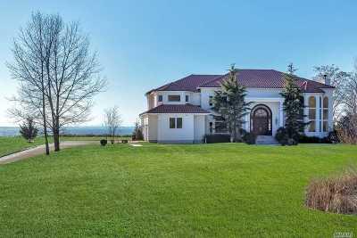 Nassau County Single Family Home For Sale: 1 Half Moon Ln