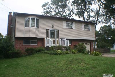 Selden Single Family Home For Sale: 3 Liberty Ave