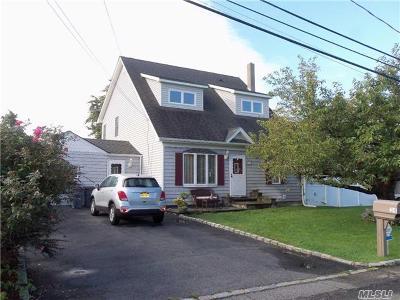 Bohemia Single Family Home For Sale: 34 Frederick St