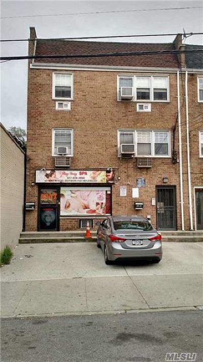 Flushing Multi Family Home For Sale: 43-17 162 St.