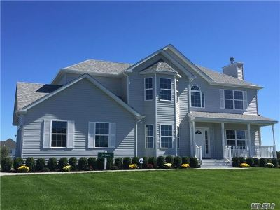 Medford Single Family Home For Sale: Tobebuilt Christina Ct