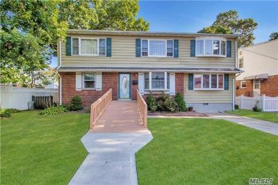 East Meadow Single Family Home For Sale: 571 Hull St
