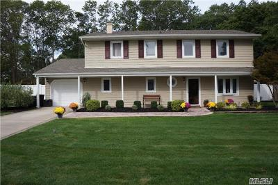 S. Setauket Single Family Home For Sale: 402 Tree Rd