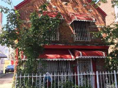 Kew Gardens Single Family Home For Sale: 85-18 126 St