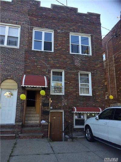 Brooklyn Multi Family Home For Sale: 1904 Rockaway Pkwy