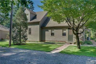 Smithtown Single Family Home For Sale: 1 Judges Ln