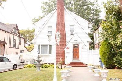 Flushing Multi Family Home For Sale: 33-56 Utopia Pkwy