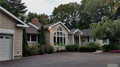 Huntington NY Single Family Home For Sale: $1,099,000