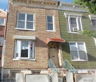 Brooklyn NY Multi Family Home Sold: $527,000