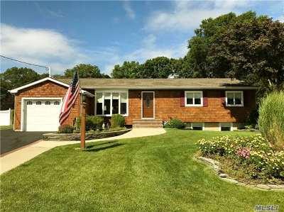 Bohemia Single Family Home For Sale: 33 Nathan Dr