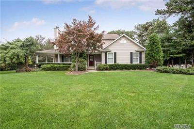 Miller Place Single Family Home For Sale: 17 Thunder Rd