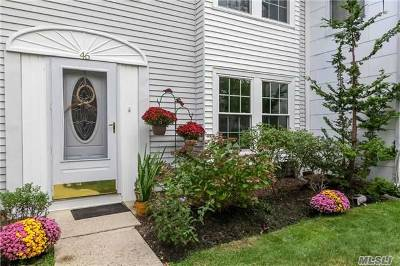 Coram Condo/Townhouse For Sale: 46 Federal Ln