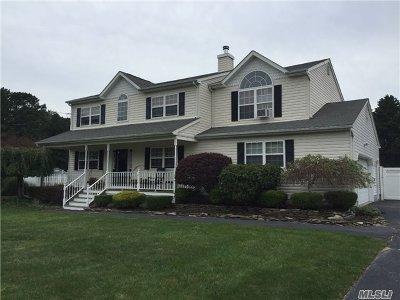Ridge Single Family Home For Sale: 57 Gull Dip Rd