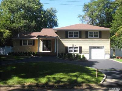 Huntington NY Single Family Home For Sale: $689,000
