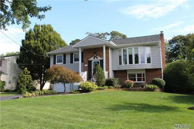 West Islip Single Family Home For Sale: 383 Snedecor Ave