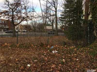 Flushing Residential Lots & Land For Sale: 24-31 Francis Lewis Blvd
