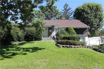 Jericho Single Family Home For Sale: 54 Maiden Ln