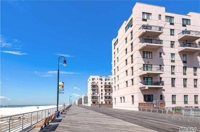 Long Beach NY Condo/Townhouse For Sale: $549,000