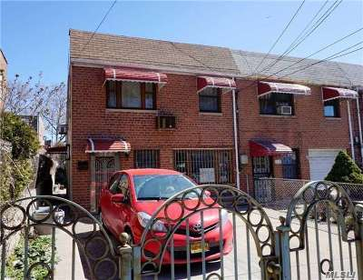 Elmhurst Multi Family Home For Sale: 53-21 Junction Blvd