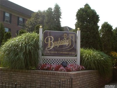 Bayside, Oakland Gardens Condo/Townhouse For Sale: 13-28 Michael Pl #3rd Fl