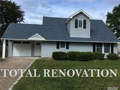 Levittown Single Family Home For Sale: 38 Teamster Ln