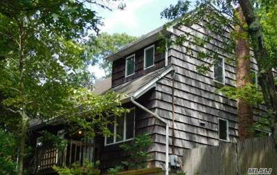 Sound Beach Single Family Home For Sale: 19 Meadowbrook Dr