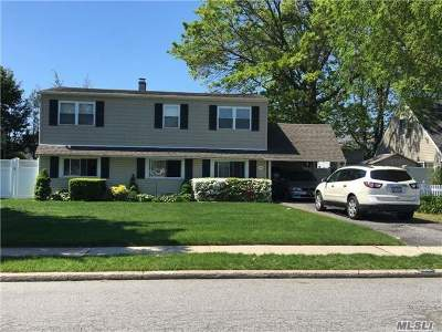 East Meadow Single Family Home For Sale: 2390 2nd St