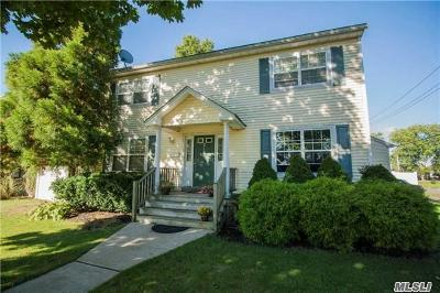 West Islip Single Family Home For Sale: 516 Milligan Ln