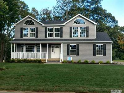 Lake Ronkonkoma Single Family Home For Sale: Lot #2 Balaton Ave