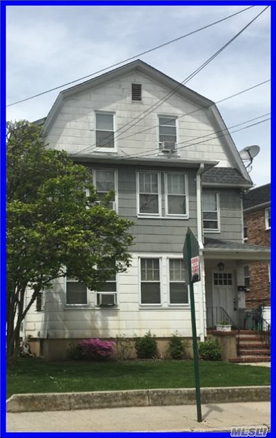 Bayside, Oakland Gardens Multi Family Home For Sale: 213-43 35th Ave