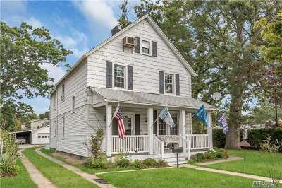 Single Family Home For Sale: 1995 Miller Pl