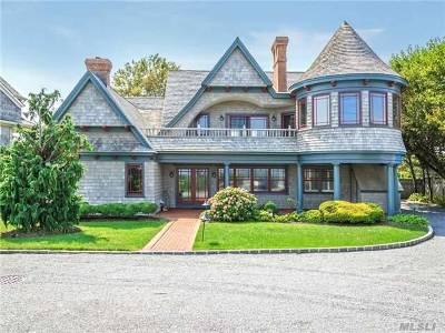 Northport Single Family Home For Sale: 411 Asharoken Ave