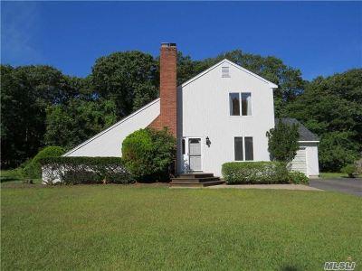 Westhampton Bch Single Family Home For Sale: 15 Pin Oak Ln