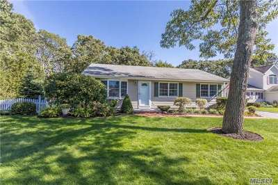 Holtsville Single Family Home For Sale