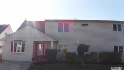 Hicksville Single Family Home For Sale: 22 Bunker Ln