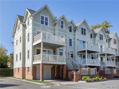 Queens County Condo/Townhouse For Sale: 168-22 Powell's Cove Blvd #9
