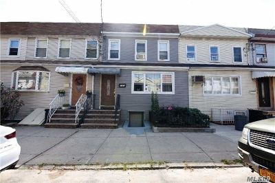 Middle Village Multi Family Home For Sale: 79-20 68th Rd