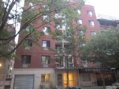 Flushing Condo/Townhouse For Sale: 43-20 Union St #7B