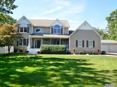 Miller Place Single Family Home For Sale: 24 N Heritage Ln