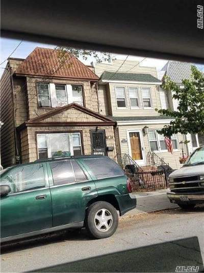 Woodhaven Single Family Home For Sale: 89-15 78 St