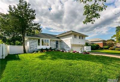 Syosset Single Family Home For Sale: 4 Comet Rd