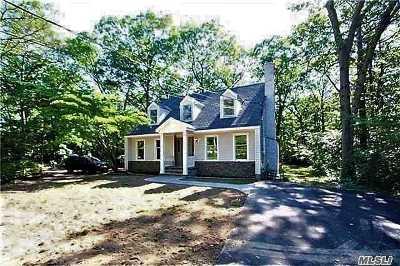 Mt. Sinai Single Family Home For Sale: 119 Chestnut St