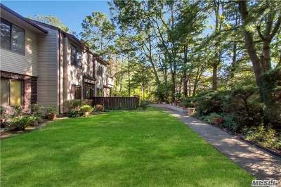 Coram Condo/Townhouse For Sale: 375 Woodland Ct