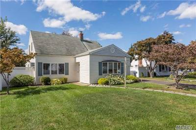 Levittown Single Family Home For Sale: 60 Pond Ln