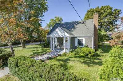 Hicksville Single Family Home For Sale: 42 Oak St