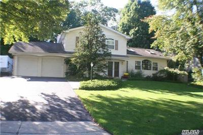 Hauppauge Single Family Home For Sale: 114 Northfield Rd