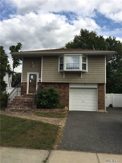Farmingdale, Hicksville, Levittown, Massapequa, Massapequa Park, N. Massapequa, Plainview, Syosset, Westbury Single Family Home For Sale: 5 Van Cott Ave